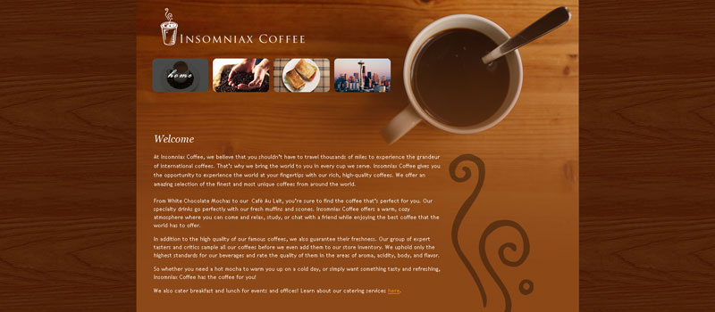 Insomniax Coffee